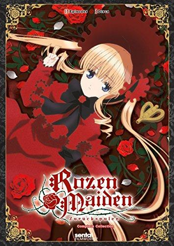 Rozen Maiden: Zuruckspulen: Complete Collection (Subtitled, 3PC)