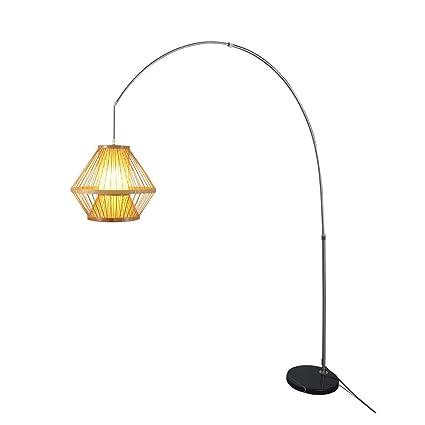 Floor lamp vbimlxft- Sala de té Lámpara de pie Decorativa de ...