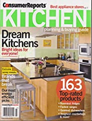 Dream Kitchens: Bright ideas for everyone. 163 top-rated products. Our most energy efficient picks!