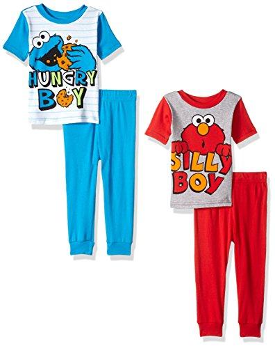 Sesame Street Toddler Friends 4 Piece