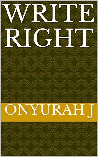 Write Right Ebook