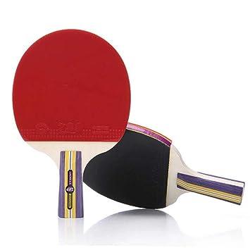 KUANDARPP Ping Pong Raqueta De Tenis De Mesa Ping Pong Alta ...