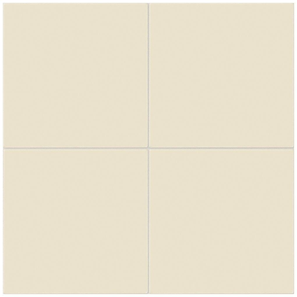 Dal-Tile 446P-LR95 Largo Tile, 4'' x 4'', Almond