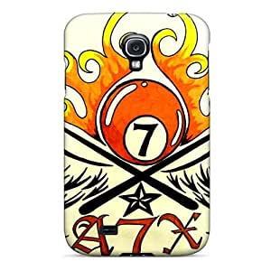 RitaSokul Samsung Galaxy S4 Shockproof Hard Cell-phone Case Customized High-definition Avenged Sevenfold Image [HuW489eOls]