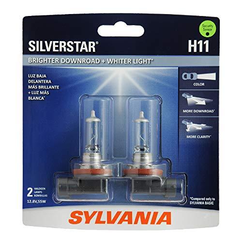 SYLVANIA  H11 SilverStar
