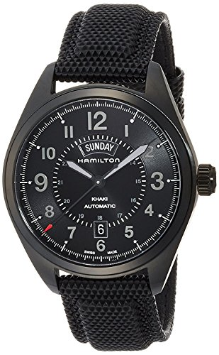 HAMILTON watch khaki field day date H70695735 Men's [regular imported goods]