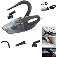 Iuhan® Fashion High Power DC12 Volt Auto Car Wet / Dry Vacuum Cleaner 120W Mini Portable