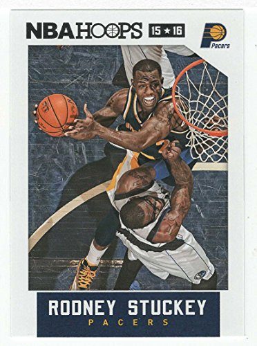 Rodney Stuckey (Basketball Card) 2015-16 Panini NBA Hoops # 108 (Rodney Stuckey Nba)