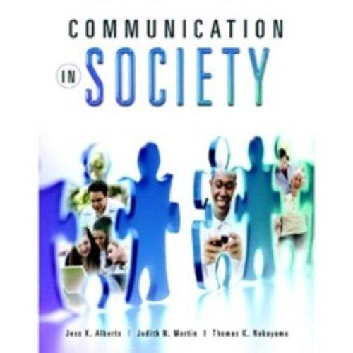Communication in Society