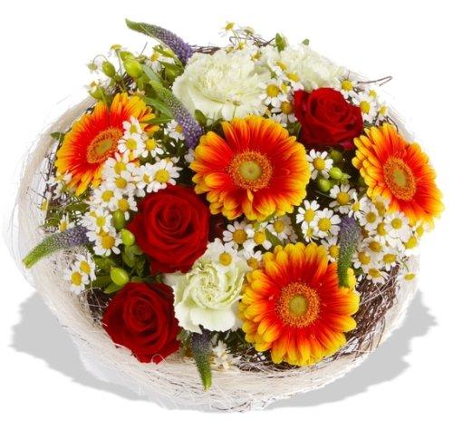 Blumenstrauß Blütenfunke