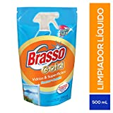 Brasso Vidrios y Superficies , 500 ml