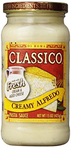 Classico Creamy Alfredo Sauce - 15 oz