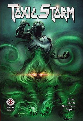 Toxic Storm: Comic book