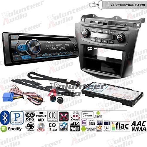 03 honda accord cd player kit - 9