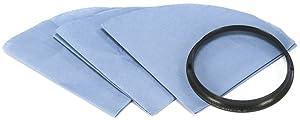 Shop-Vac Corp 3Pk Reuse Dry Filt Disc 90107-19 Wet/Dry Vac Filters & Bags