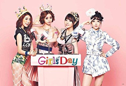 Girl's Day Korean Girl Group Kpop Wall Decoration Poster #002