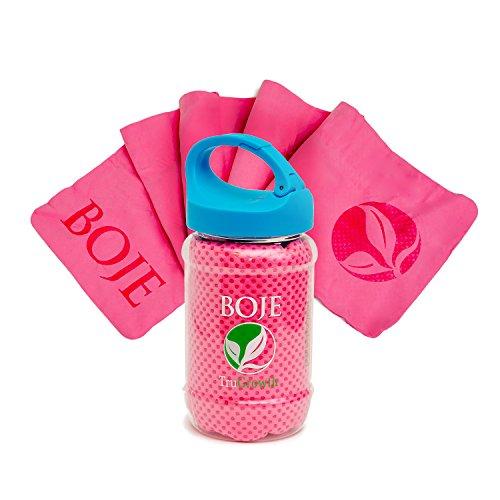 BOJE Chill Cooling Towel Innovative