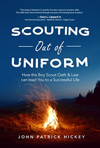 Scouting Out Of Uniform