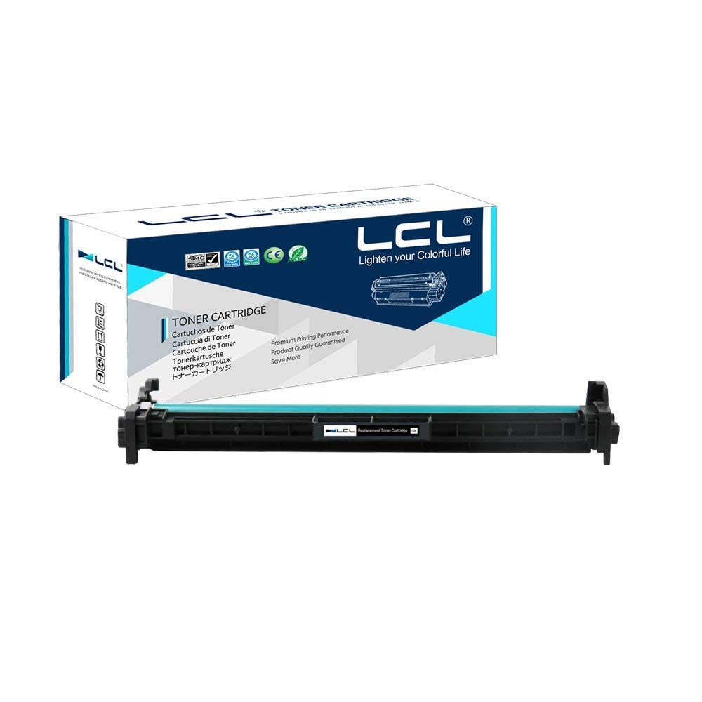 LCL Compatible for HP 17A CF217A (1-Pack,Black) Toner Cartridge with chip for HP M102AM102w,MFP M130A/M130NW/130W/130FN