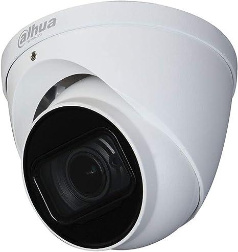 Opinión sobre Dahua Technology HAC-HDW2802T-Z-A - Domo HDCVI 4K DN WDR Starlight IR60m 3.7-11VFM IP67 Mic, Color Blanco