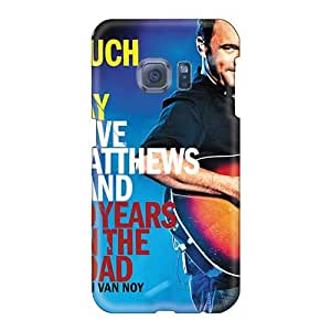 ChristopherWalsh Samsung Galaxy S6 High Quality Hard Cell-phone Case Allow Personal Design HD Dave Matthews Band Image [GZX3675iVlI]
