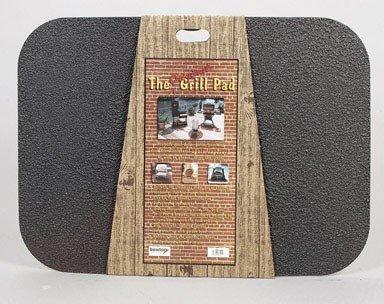 Diversitech Gp-42-bk Grill Pad Surface Protector, 42'' Rectangular by Diversitech
