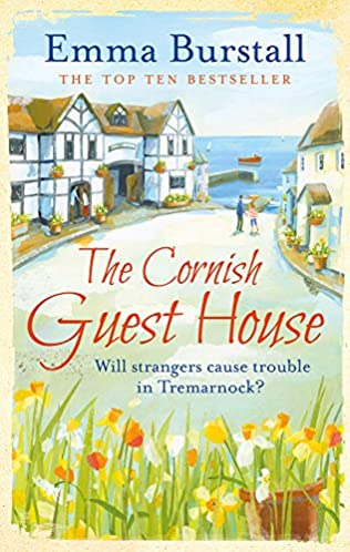 book cover of The Cornish Guest House