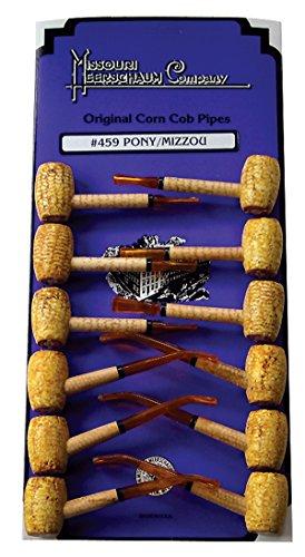 - The Big Easy Pipe Accessories Pony/Mizzou Mix Corn Cob Pipes-P106