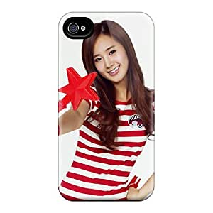 WjnFYIP6545yFKGQ Case Cover Protector For Iphone 4/4s Yuri Case