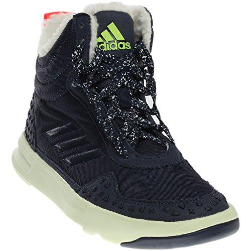 adidas Originals Women's Irana Cross-Trainer Shoe, Night Indigo/White Vapor/Flash Red, 6.5 M US