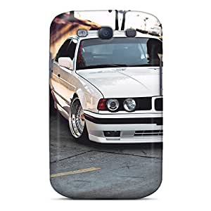 Tough Galaxy Brz1281UPnX Case Cover/ Case For Galaxy S3(white Bmw)
