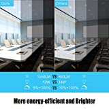 Ensenior 12 Pack 6 Inch Ultra-Thin LED Recessed