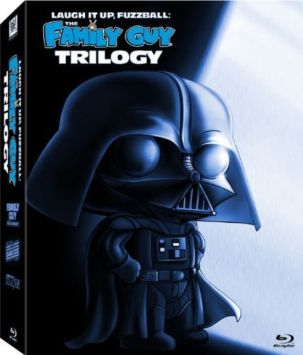 Laugh It Up, Fuzzball: The Family Guy Trilogy (It's a Trap! / Blue Harvest / Something, Something, Something, Darkside) [Blu-ray] by 20th Century Fox