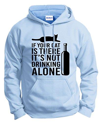 Lover Drinking Bottle Hoodie Sweatshirt