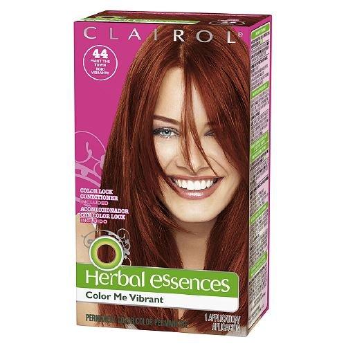 Herbal Essences Color Me Vibrant Color Me Vibrant Permanent Hair Color, Paint the Town 44 1 ea