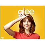 Jayma Mays 8 Inch x 10 Inch PHOTOGRAPH Glee (TV Series 2009 - 2015) Making