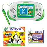 Leapster Explorer The Penguins of Madagascar Commando Pack