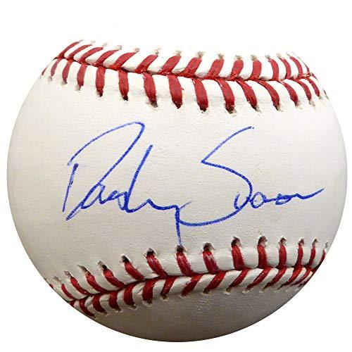 Dansby Swanson Autographed Official MLB Baseball Atlanta Braves Beckett BAS Stock #121888