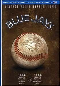 MLB Vintage World Series Films: Blue Jays (1992, 1993)