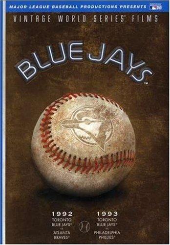 (MLB Vintage World Series Films - Toronto Blue Jays 1992 & 1993)