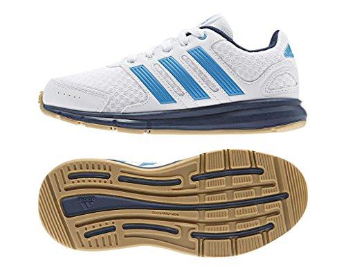 adidas LK Sport - Zapatillas para niño Blanco / Azul