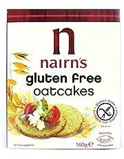 Nairns - Gluten Free - Oatcakes - 160g