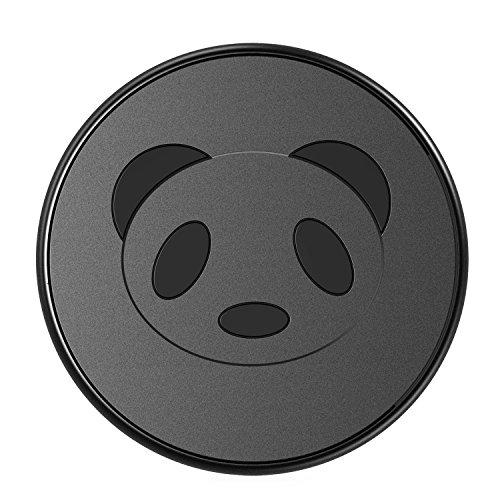 Cargador Inalámbrico QI CHOETECH 7.5W Wireless Charger para iPhone X / 8 / 8 Plus / XS / XS Max / XR, 10W Carga Rápida para...