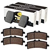 #5: CALTRIC FRONT and REAR BRAKE PADS FIT APRILIA RSV4 Factory APRC ABS 2009-2016