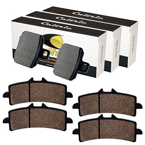AR BRAKE PADS FIT APRILIA RSV4 Factory APRC ABS 2009-2016 (Factory Front Brake Pad Pads)