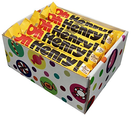 Oh Henry Candy Bars (Pack of 16) By CandyLab
