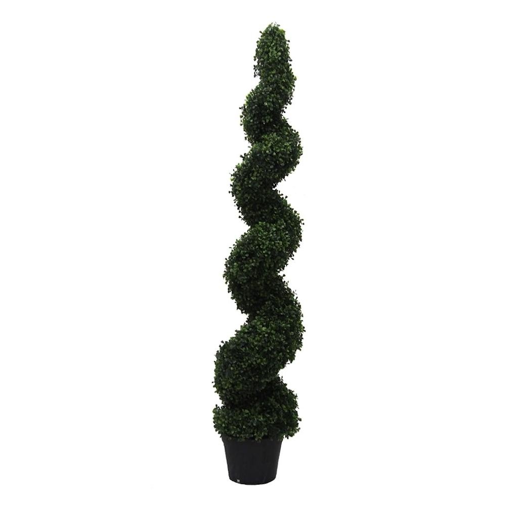 Vickerman TP170460 Everyday Boxwood Topiary by Vickerman