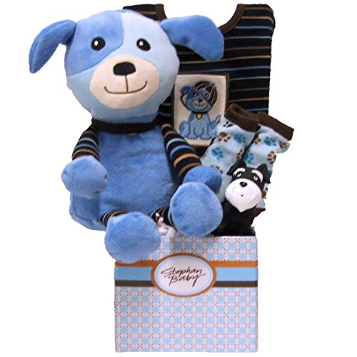 Great Arrivals Baby Gift Basket, Special Delivery Boy