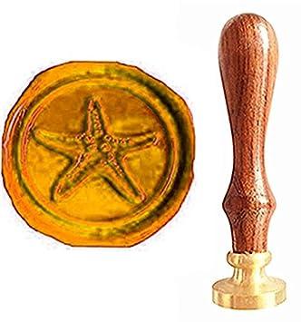 Amazon.com: mnyr Vintage estrella de mar océano criatura ...