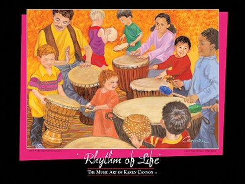 Rhythm Of Life Poster Pak - Pak Cannon